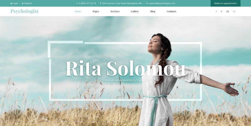 готовые макеты сайтов с премиум дизайном на все случаи жизни 12