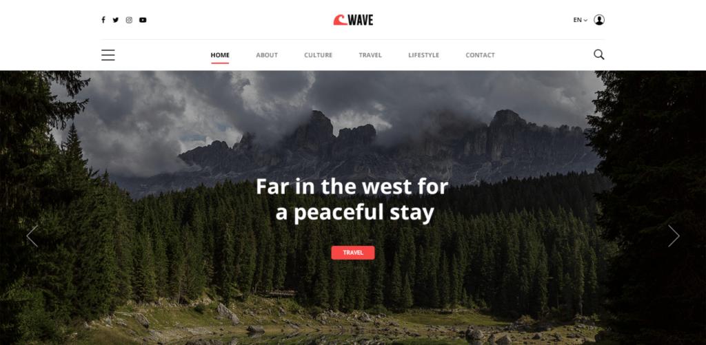 готовые макеты сайтов с премиум дизайном на все случаи жизни 16