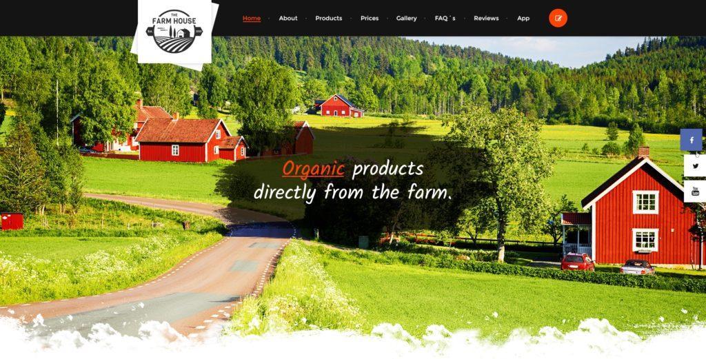 готовые макеты сайтов с премиум дизайном на все случаи жизни 19