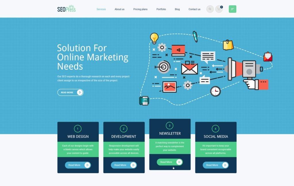 купить макет сайта с клевым дизайном и функционалом 07