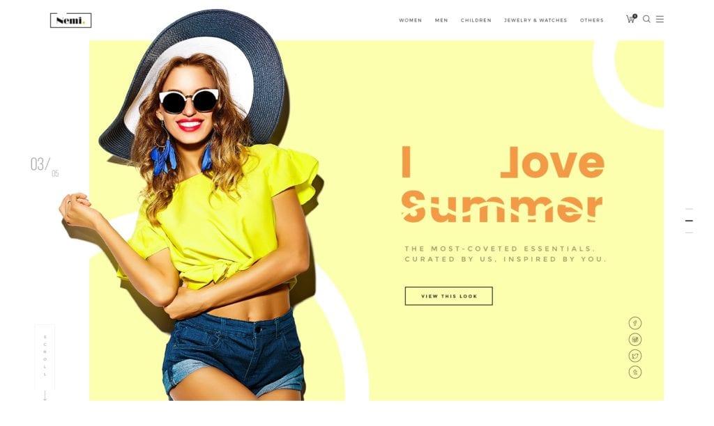 купить макет сайта с клевым дизайном и функционалом 16