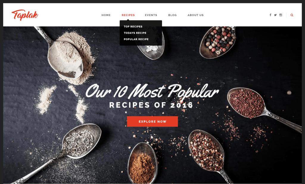 купить макет сайта с клевым дизайном и функционалом 18