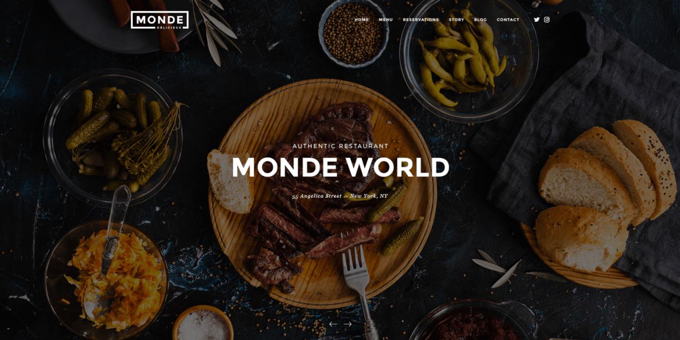 Лучшие макеты сайтов с невероятно крутым оформлением