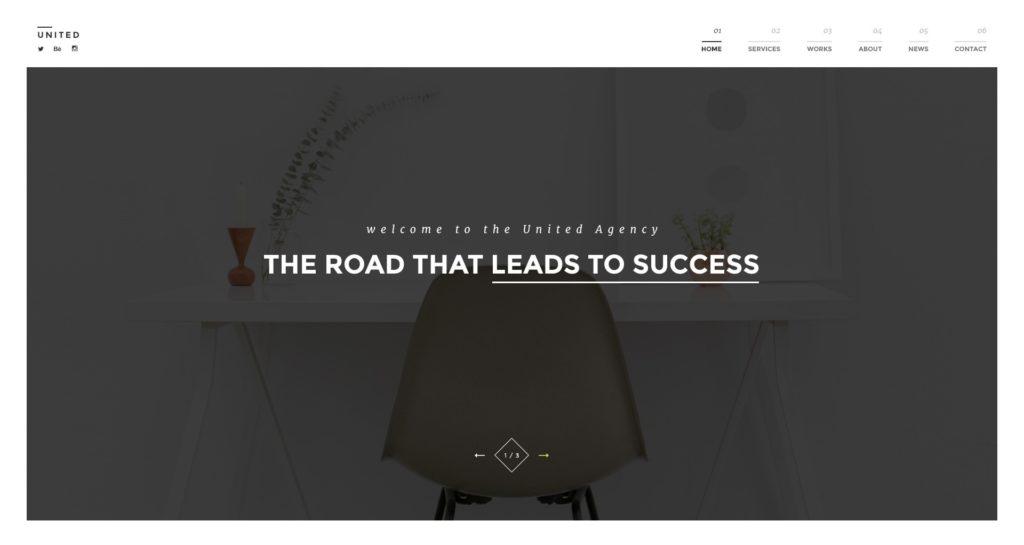 лучшие макеты сайтов с невероятно крутым оформлением 11