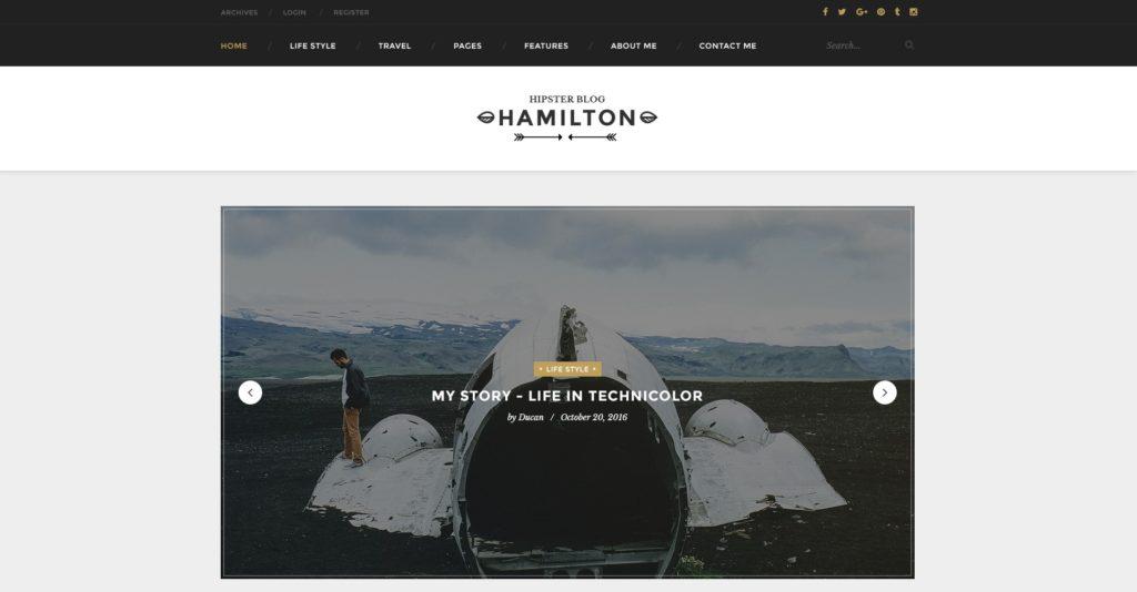 лучшие макеты сайтов с невероятно крутым оформлением 20