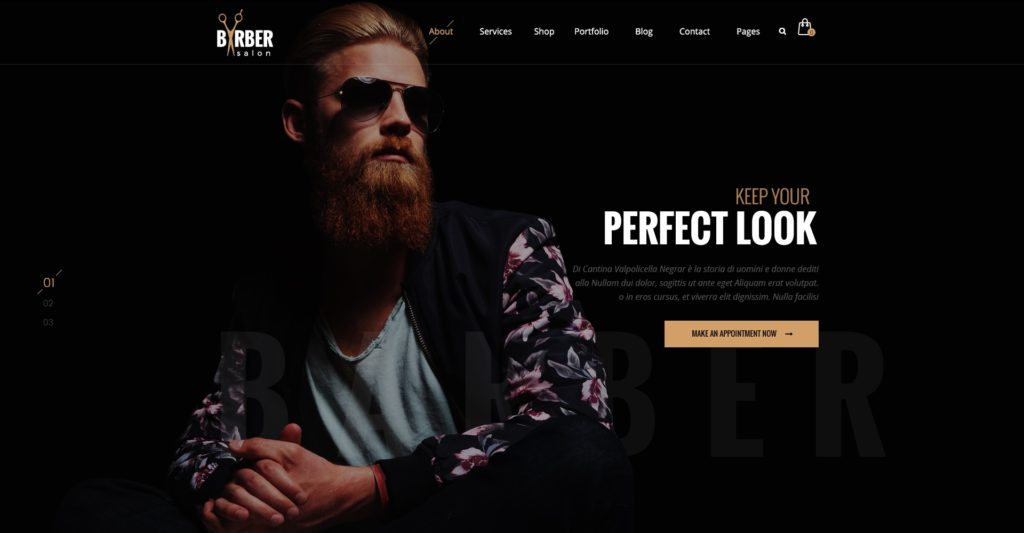 макеты сайтов HTML CSS с поддержкой полноценных версток 07