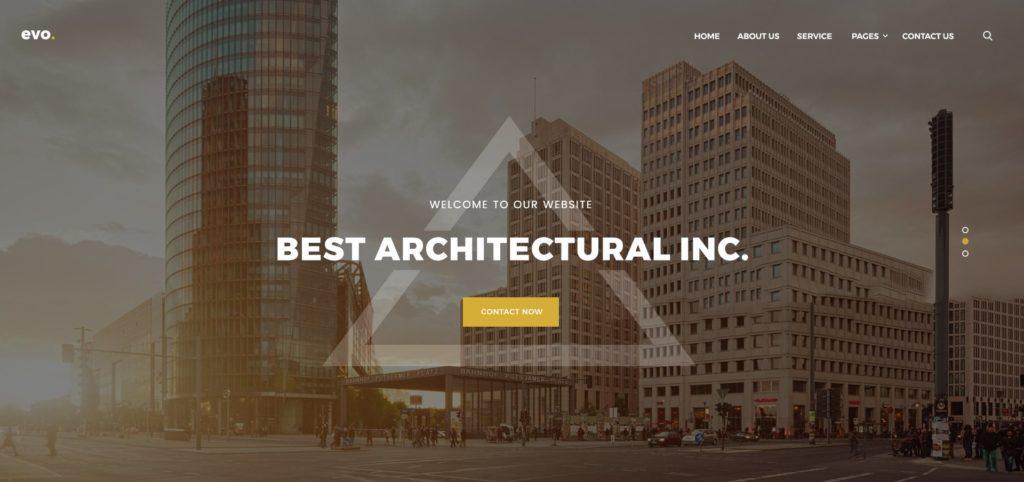 макеты сайтов HTML CSS с поддержкой полноценных версток 09