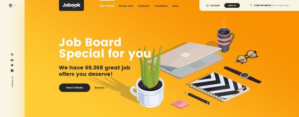 макеты сайтов WordPress для быстрой разработки любого сайта 09