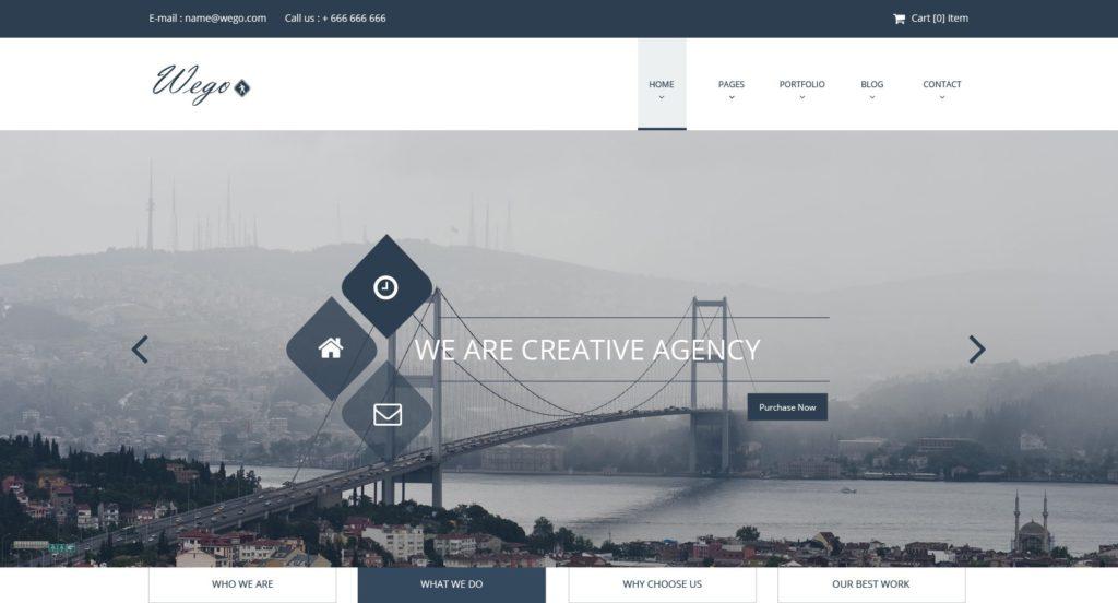 макет сайта Bootstrap для отзывчивых веб-ресурсов 08
