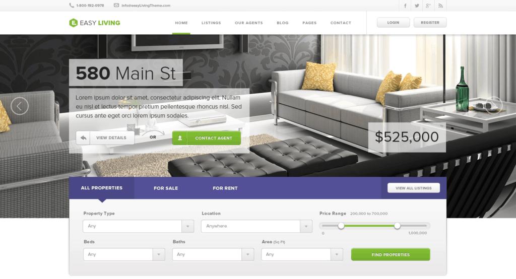 макет сайта Bootstrap для отзывчивых веб-ресурсов 11