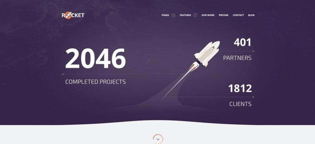 макет сайта Bootstrap для отзывчивых веб-ресурсов 15