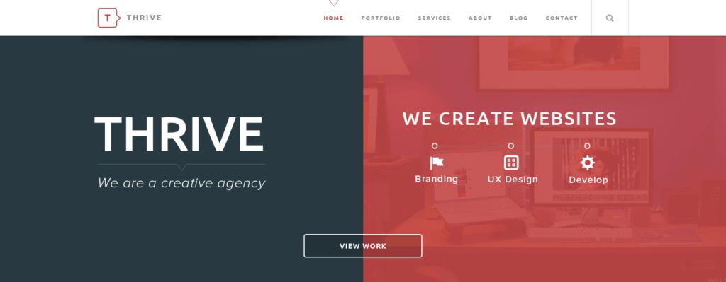 макет сайта Bootstrap для отзывчивых веб-ресурсов 17