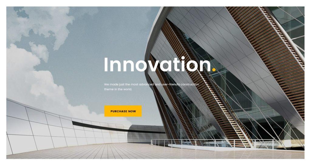 макет строительного сайта для серьезного бизнеса 03