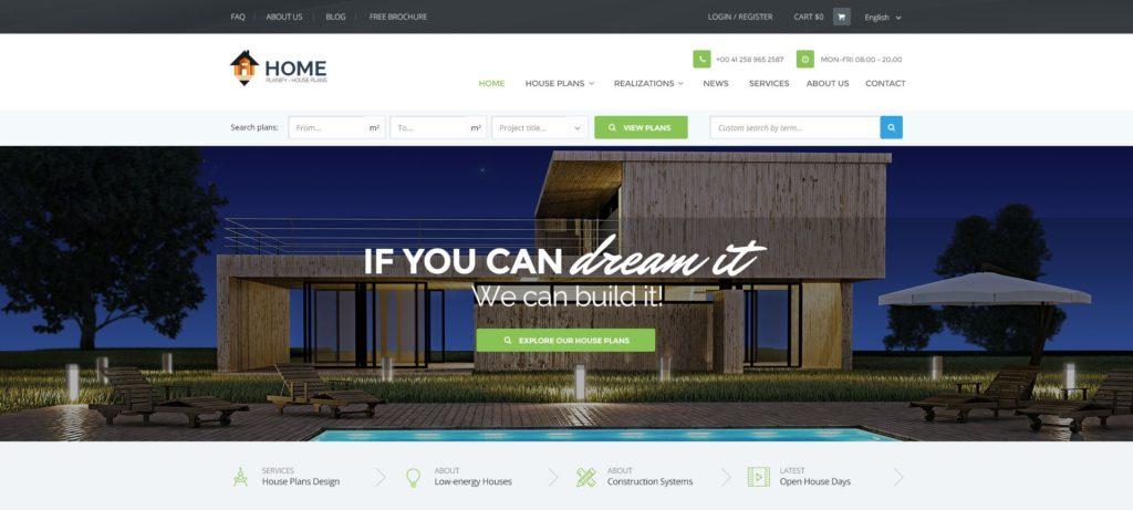 макет строительного сайта для серьезного бизнеса 07