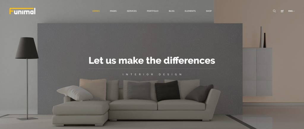 резиновый макет сайта: готовая концепция мобильного сайта 03