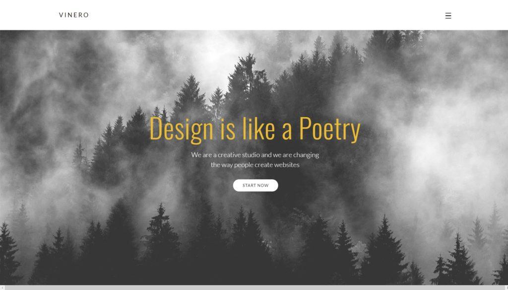 сделать новый сайт бесплатно с использованием готового шаблона 05