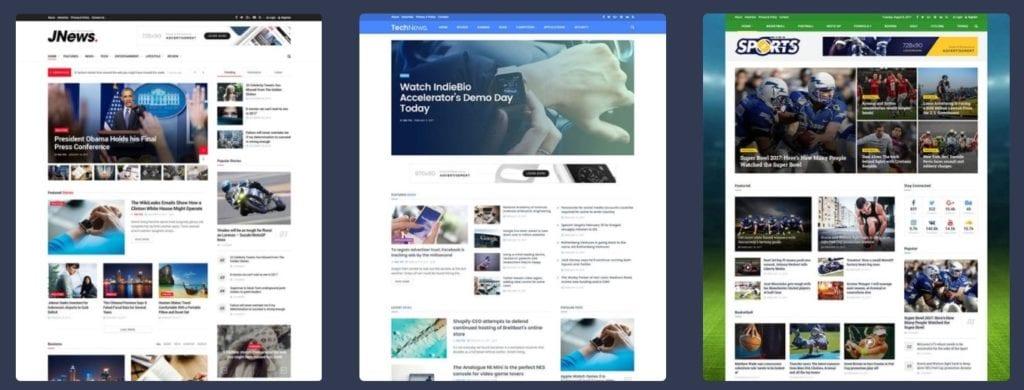 сделать новый сайт бесплатно с использованием готового шаблона 09