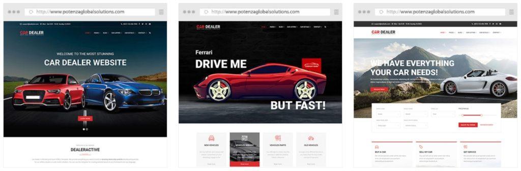 скачать верстка сайта с прописанным кодом HTML 12