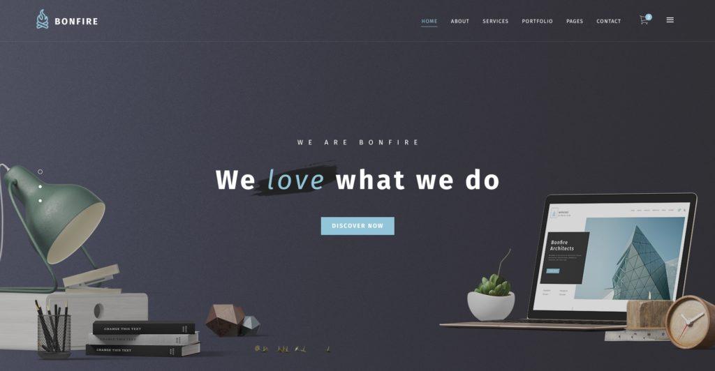 современные макеты сайтов с оформлением высшего класса 05