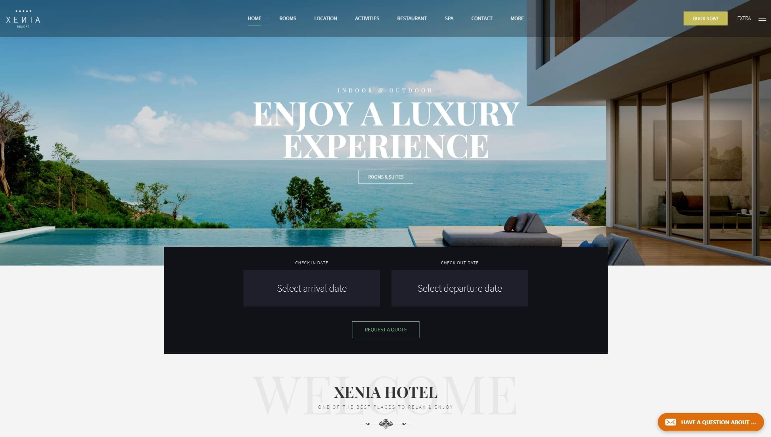 Готовые дизайны сайтов для бизнеса, блога и eCommerce