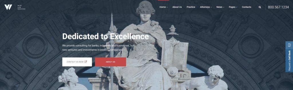 готовые дизайны сайтов для бизнеса, блога и eCommerce 06