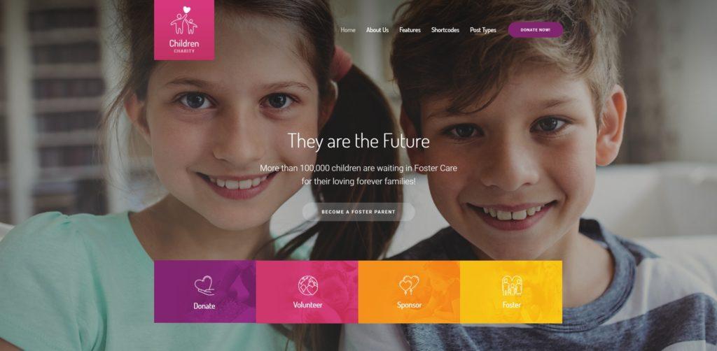 детские темы WordPress для школ, детских садов, центров и магазинов 07