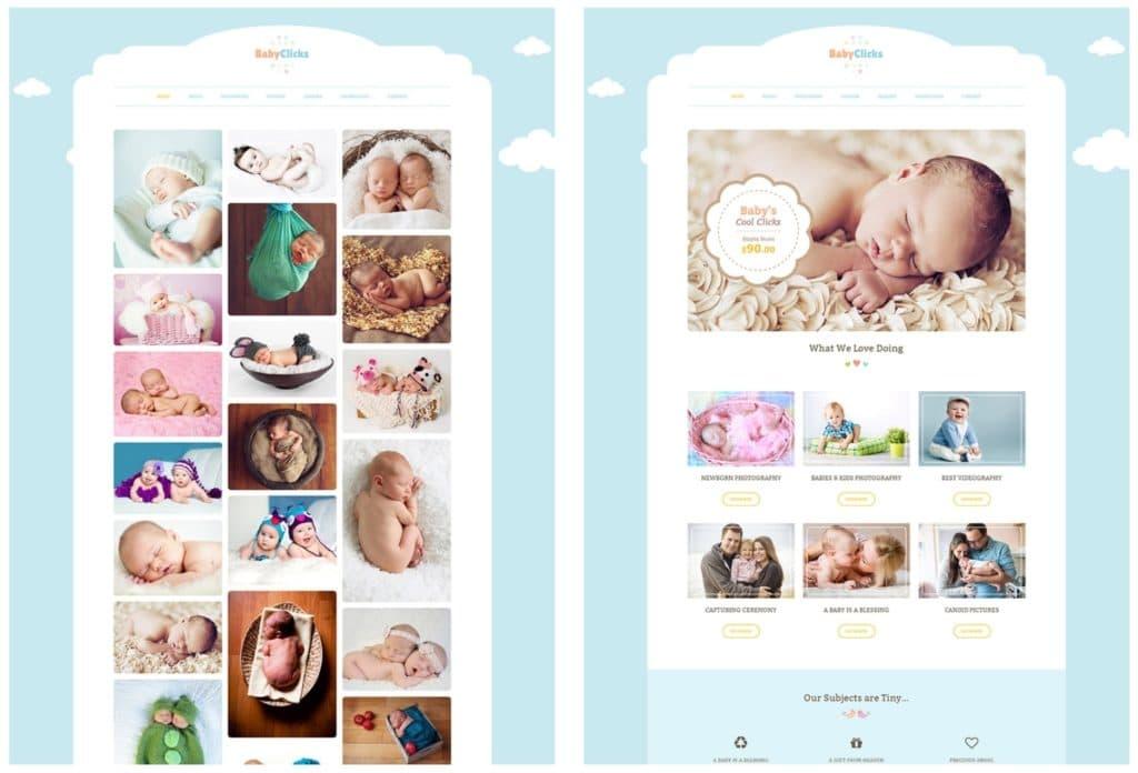 детские темы WordPress для школ, детских садов, центров и магазинов 10