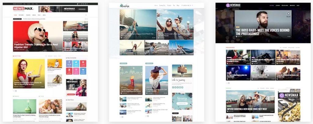 свежий обзор шаблонов WordPress с премиум дизайном 09