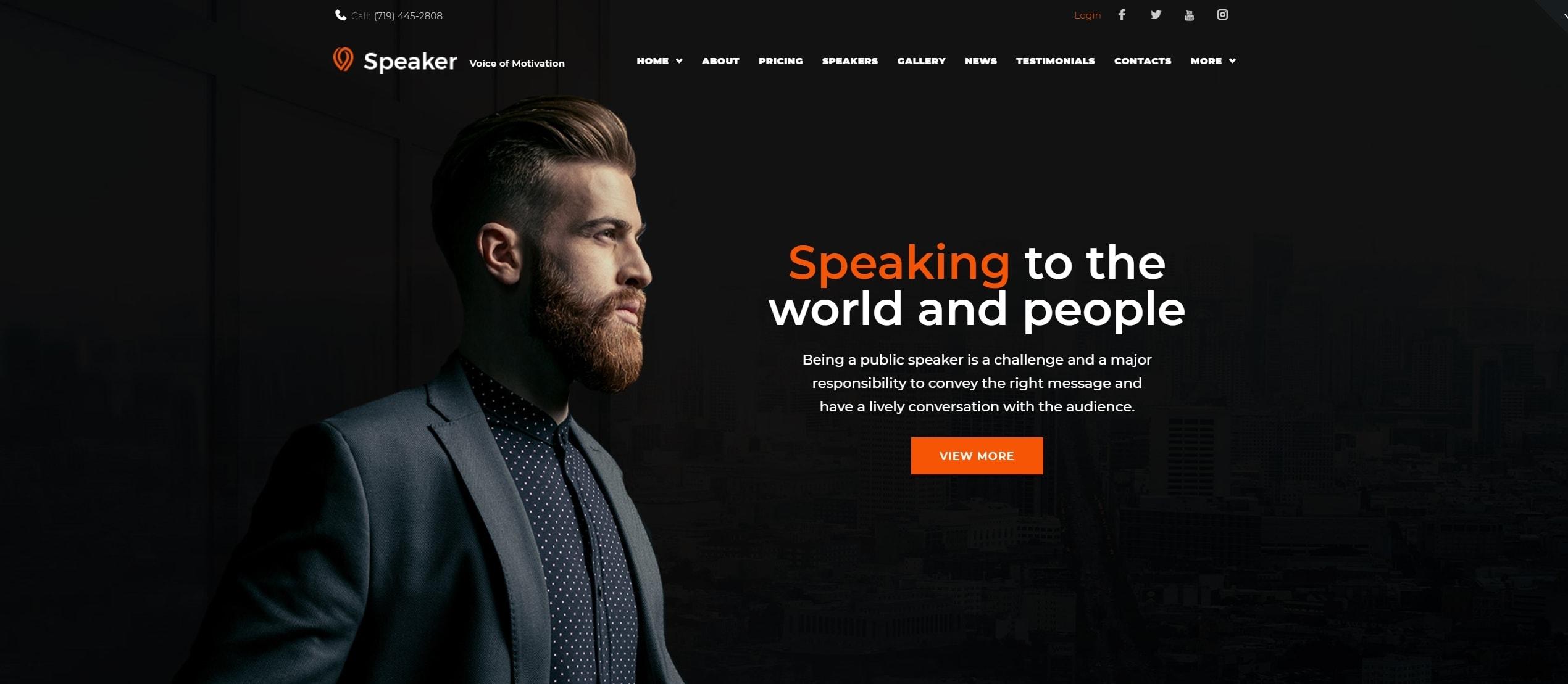Адаптивные шаблоны Вордпресс на русском для популярного сайта