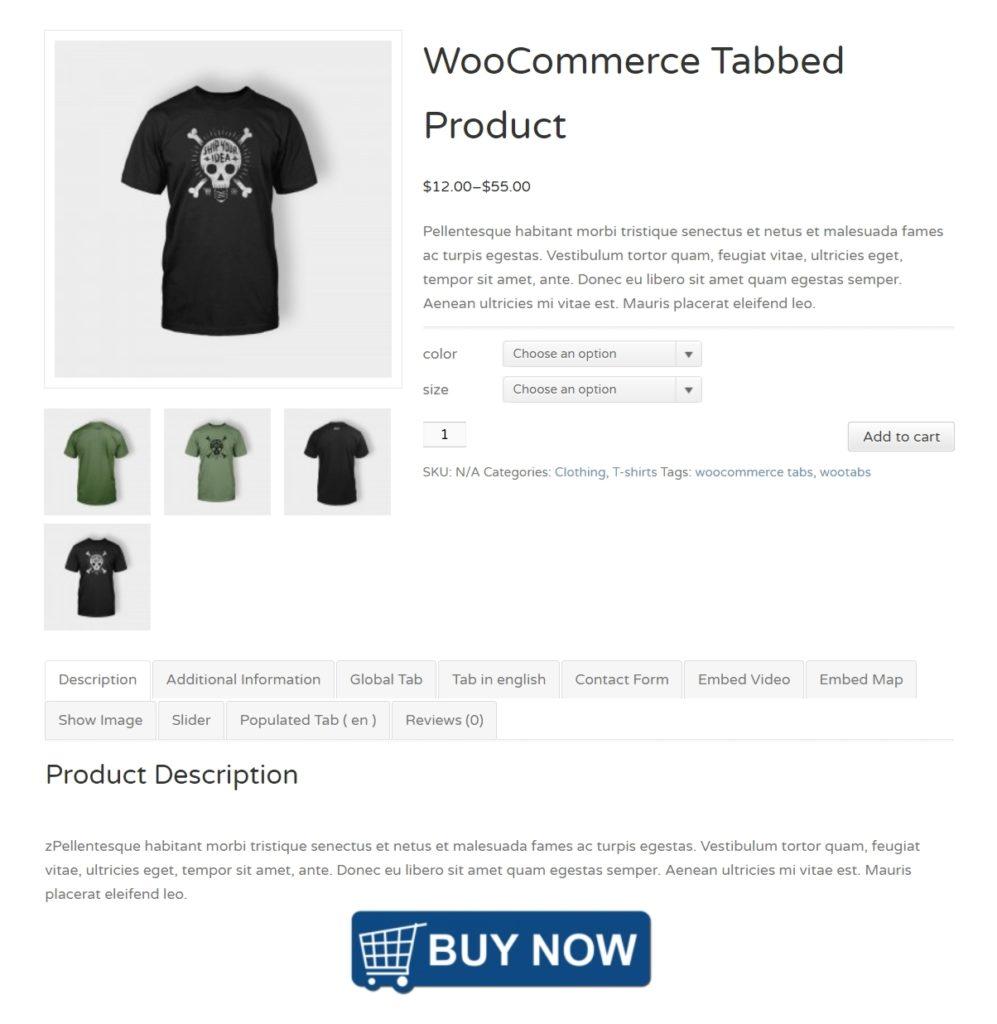 вкладки WooCommerce для товаров и каталога интернет-магазина 03