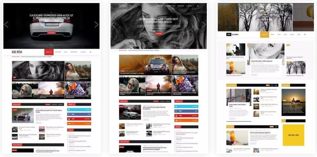 платформа для сайта: Какая лучше, сравнение и готовые решения 08