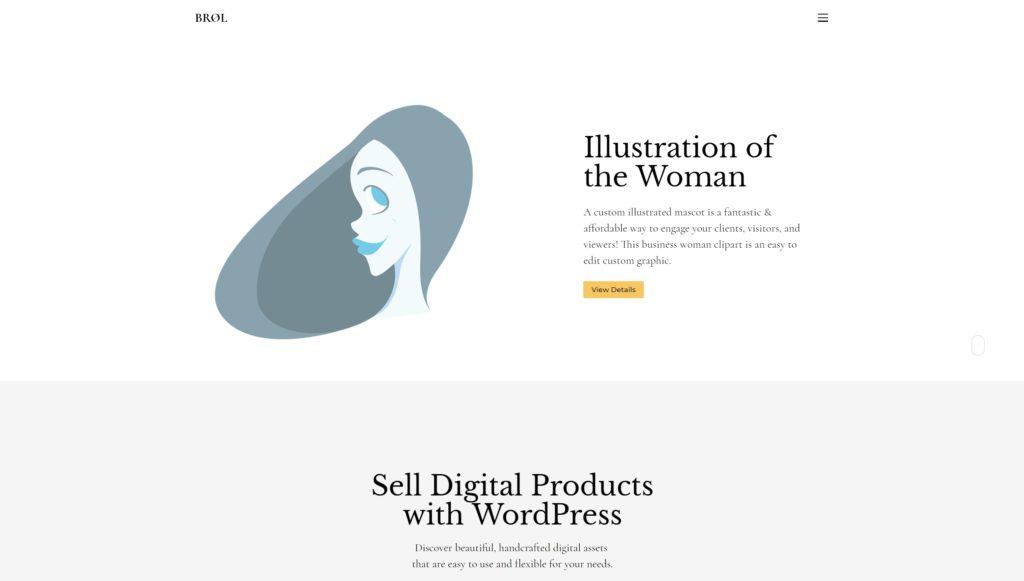 продажа цифровых товаров на WordPress: Возможности и способы 10