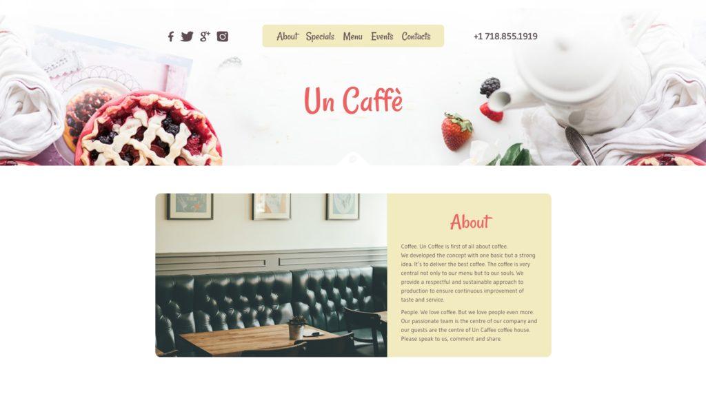макеты сайтов HTML с возможностью разработки под любую платформу 13