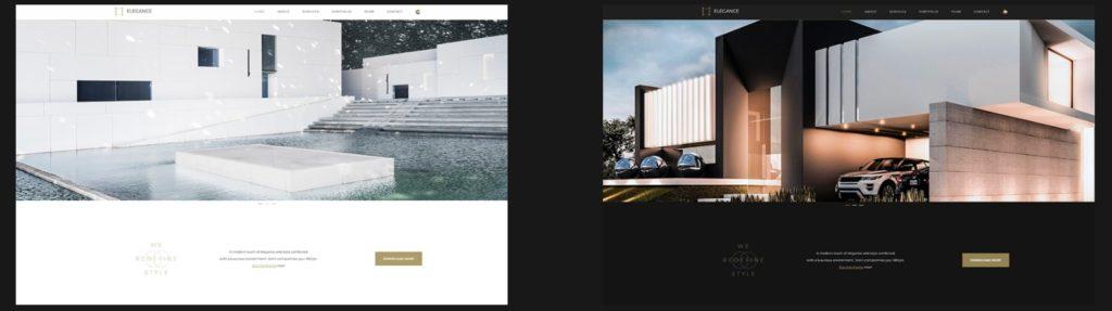 макеты сайтов HTML с возможностью разработки под любую платформу 33