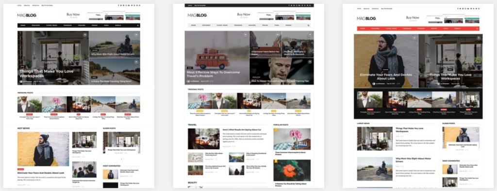 макеты сайтов HTML с возможностью разработки под любую платформу 37