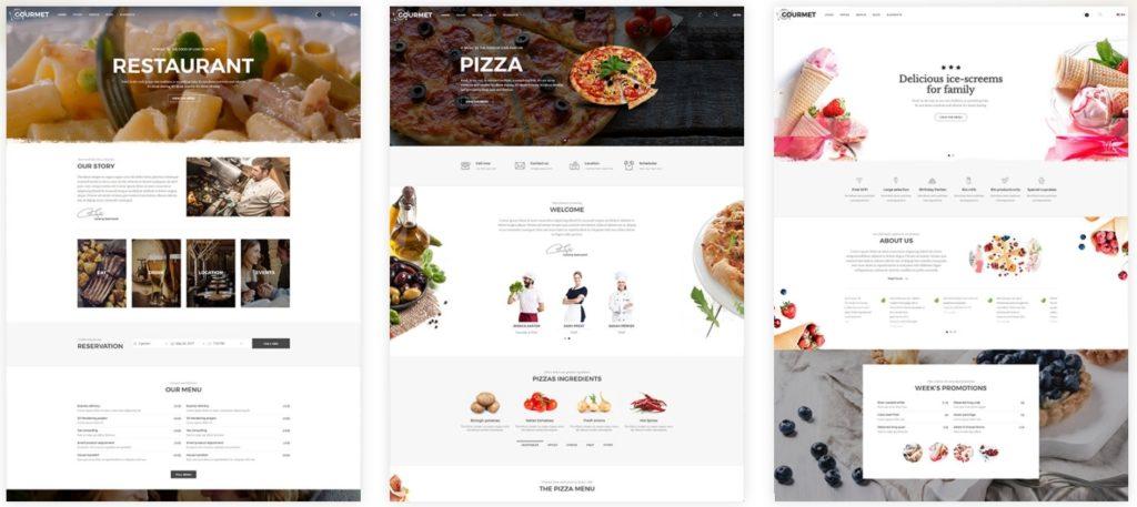 Топ 100 адаптивные HTML шаблоны для бизнеса, портфолио, блога и магазина 38