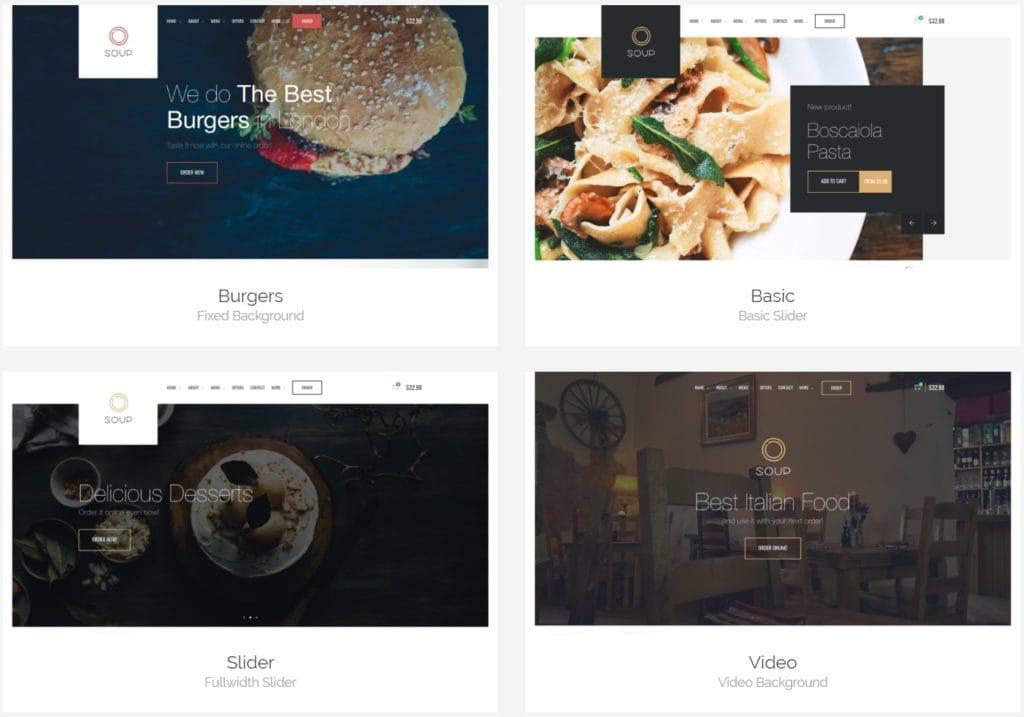 Топ 100 адаптивные HTML шаблоны для бизнеса, портфолио, блога и магазина 39