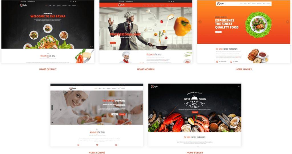 Топ 100 адаптивные HTML шаблоны для бизнеса, портфолио, блога и магазина 40