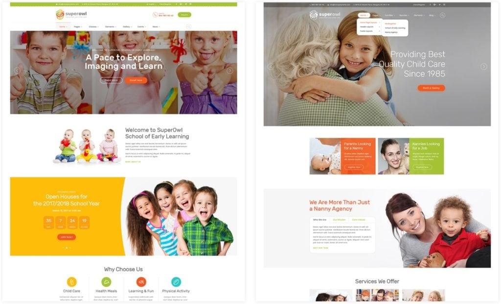 Топ 100 адаптивные HTML шаблоны для бизнеса, портфолио, блога и магазина 44