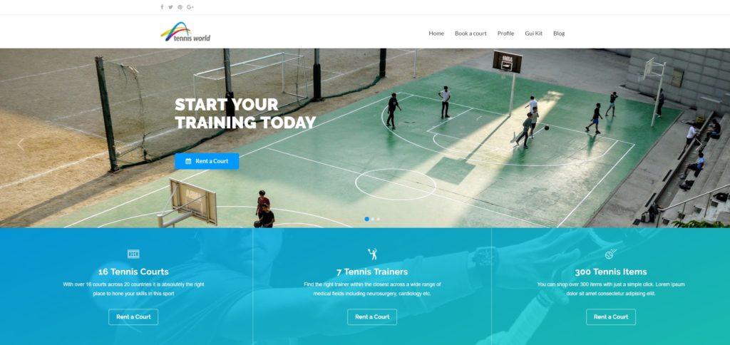 шаблон сайта бронирования для отелей, турфирм и сайтов-директорий 10