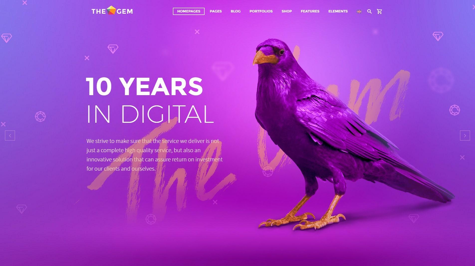 PSD макеты сайтов – 50+ современных дизайнерских концепций для вашего успешного бизнеса
