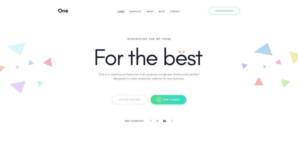 PSD макеты сайтов – 50 дизайнерских концепций для вашего бизнеса 02