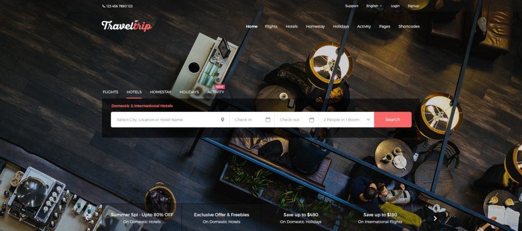PSD макеты сайтов – 50 дизайнерских концепций для вашего бизнеса 06