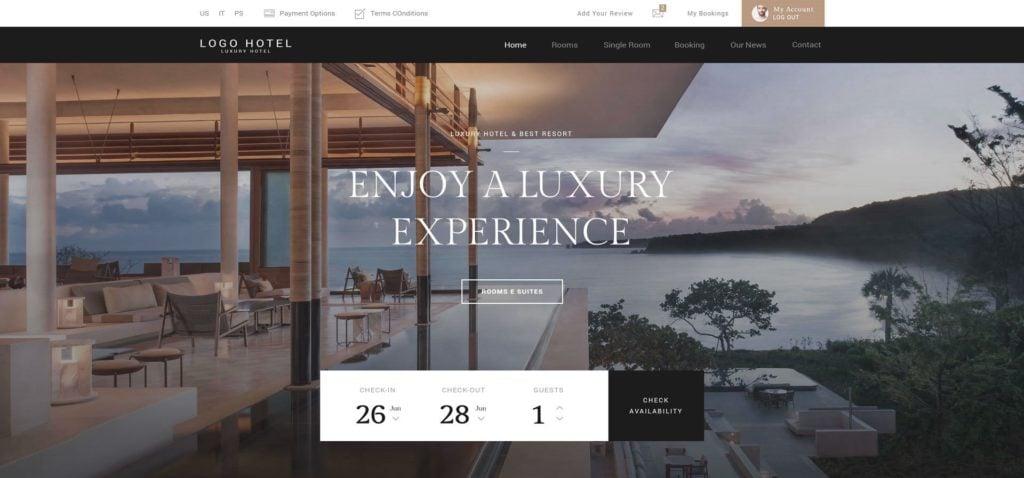 PSD макеты сайтов – 50 дизайнерских концепций для вашего бизнеса 07