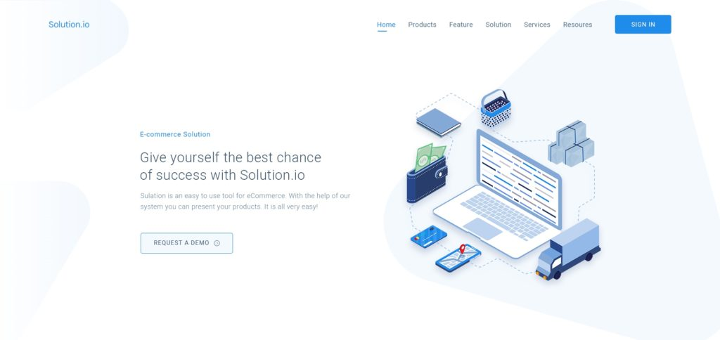 PSD макеты сайтов – 50 дизайнерских концепций для вашего бизнеса 37