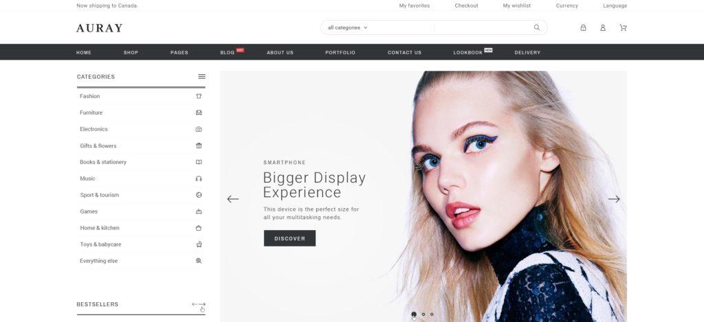 PSD макеты сайтов – 50 дизайнерских концепций для вашего бизнеса 39
