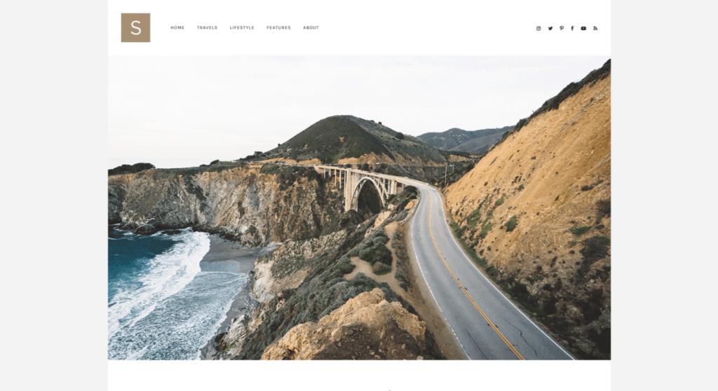 PSD макеты сайтов – 50 дизайнерских концепций для вашего бизнеса 47