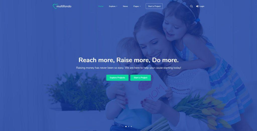 WordPress краудфандинг: Создаем сайт для эффективного запуска стартапов 02