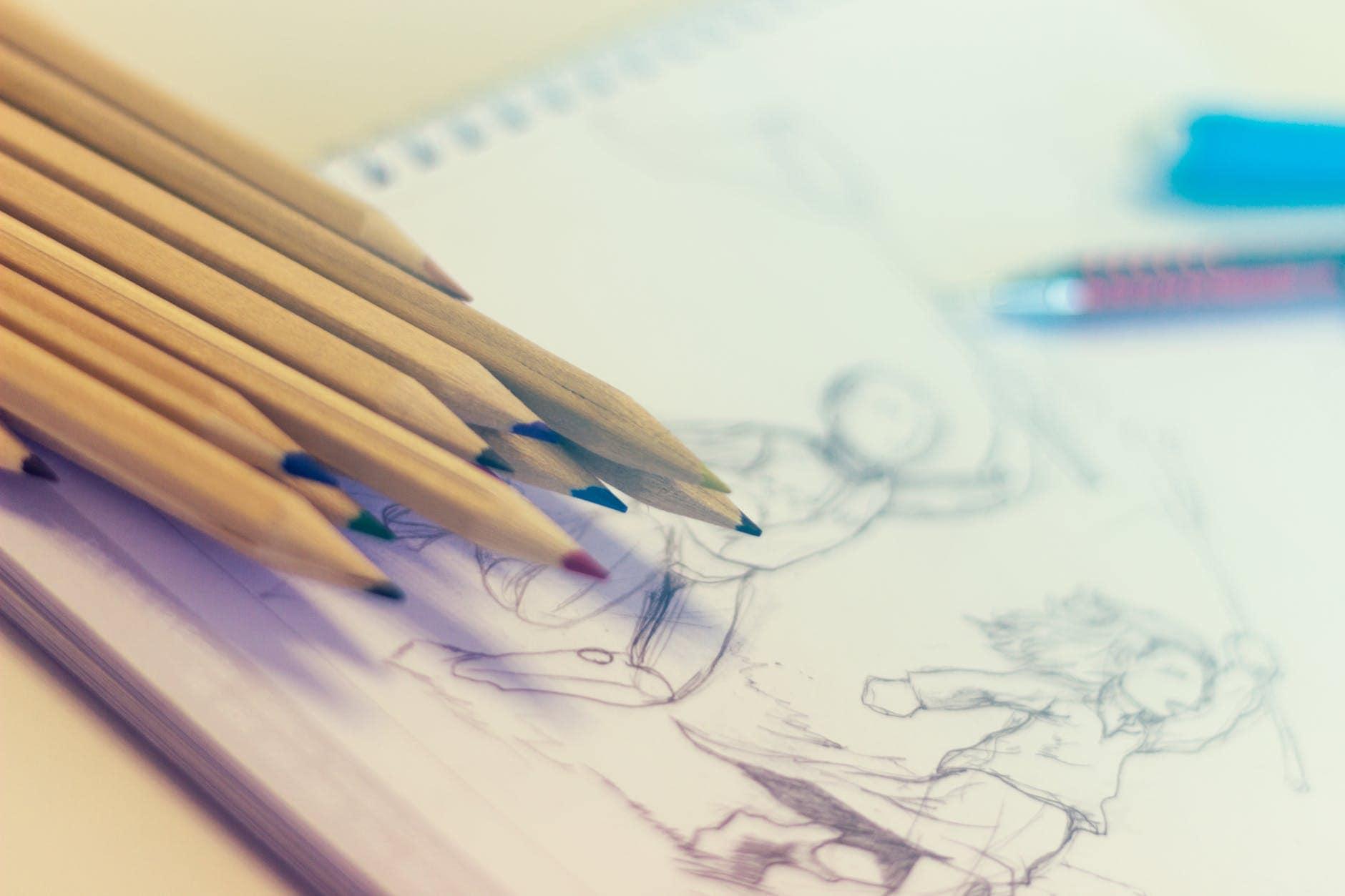 Цифровая живопись уроки: Научитесь рисовать в Photoshop и с планшетом