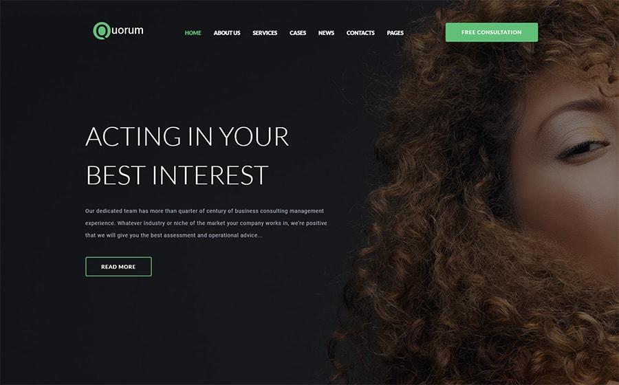 Как представить бизнес онлайн: 14 новых бизнес шаблонов WordPress